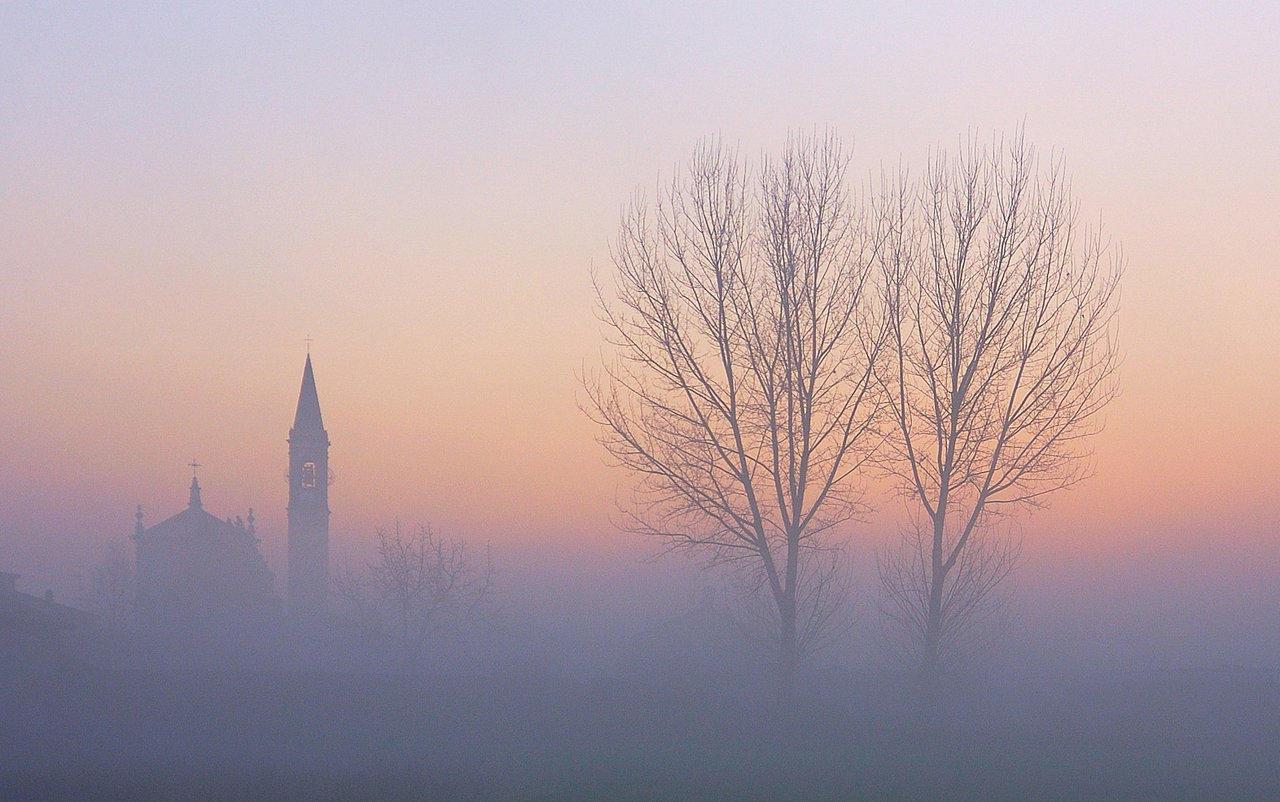 «Effetto nebbia» contro la vita